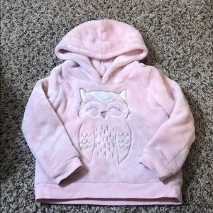 The Children's Place 2T Owl Hoodie